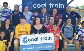 Coal Train nominated in the Capricorn Business Awards 2017